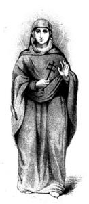 Sainte Eugénie de Rome
